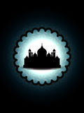 Abstract creative religious eid background Stock Photo