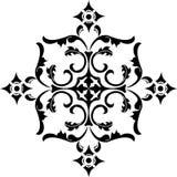 Abstract creative tattoo Royalty Free Stock Photo