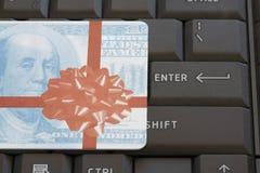 Abstract credit card Royalty Free Stock Photos
