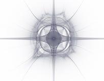 Abstract cross illustration Stock Image