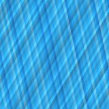 Abstract crumpled blue background. Vector Illustration Stock Photos