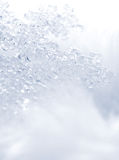 Abstract crushed ice Royalty Free Stock Photography