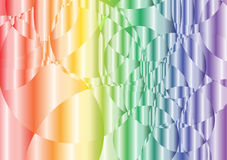 Abstract crystal background Stock Images