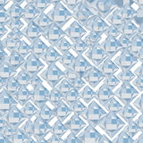 Abstract crystal background Royalty Free Stock Image