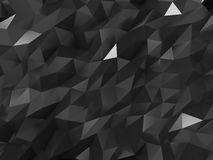 Abstract Crystal Structure Background. Stock Images
