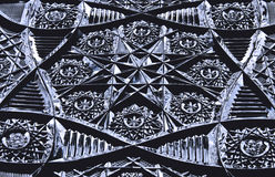 Abstract crystallic relief Stock Image