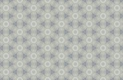 Abstract crystals patterns background Stock Photo