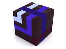 Abstract Cube Stock Photography