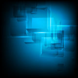 Abstract cube background Royalty Free Stock Photo