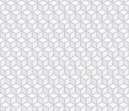 Abstract cube pattern. In editable vector format Royalty Free Stock Photography