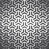 Abstract cube pattern Stock Images