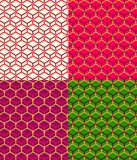 Abstract Cube Pattern Stock Photos