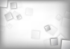 Abstract cubes vector illustration