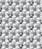 Abstract cubes Stock Image