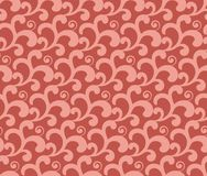 Abstract curl seamless texture Stock Image