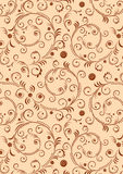 Abstract curles background Royalty Free Stock Photo