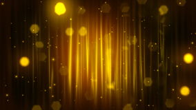 Abstract Curtain Lights 1 Loopable Background