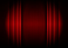 Abstract curtain Stock Photo