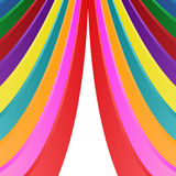 Abstract curtain Royalty Free Stock Photo