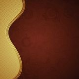 Abstract Curve Background Royalty Free Stock Image