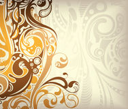 Abstract Curve Background Stock Images