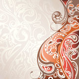 Abstract Curve Background Royalty Free Stock Images