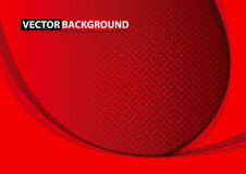 Abstract curve background Royalty Free Stock Photo