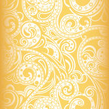 Abstract Curve Pattern Stock Photo