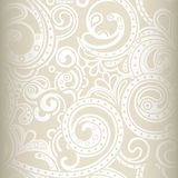 Abstract Curve Pattern Royalty Free Stock Photo