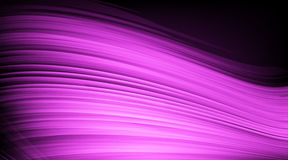 Abstract curve. Smooth silk texture. Vector background. Royalty Free Stock Image