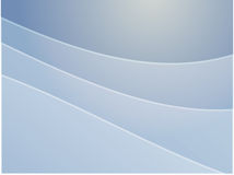 Abstract curve wallpaper. Abstract wallpaper design with smooth curves of color gradients Royalty Free Stock Images