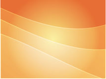 Abstract curve wallpaper. Abstract wallpaper design with smooth curves of color gradients Stock Photo