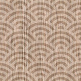 Abstract curved pattern - seamless background - Blasted Oak Stock Photos