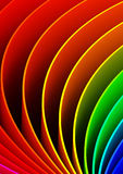 Abstract Curves Background Royalty Free Stock Photos