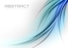 Abstract Curves Royalty Free Stock Images