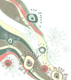 Abstract cute  background Royalty Free Stock Photos