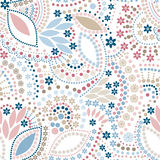 Abstract cute background seamless pattern Stock Photography