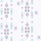 Abstract cute background seamless pattern Stock Images
