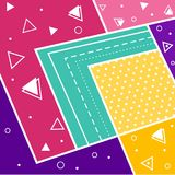 Abstract cute Background Stock Images