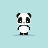 Abstract cute panda Royalty Free Stock Photography
