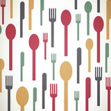 Abstract Cutlery Stock Photos
