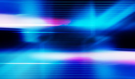 Abstract cybernetic effects Royalty Free Stock Photo