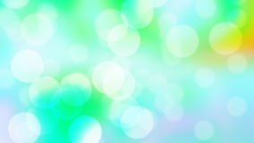 Abstract cycle bokeh background Royalty Free Stock Images