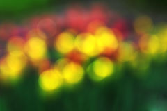 Abstract cycle bokeh background Stock Photo