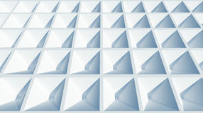 Abstract 3d architecture background Stock Photography