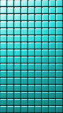 Abstract blue squares background Royalty Free Stock Images