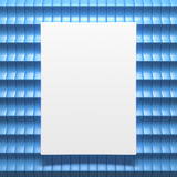 Abstract 3D Background. Royalty Free Stock Photo