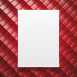 Abstract 3D Background. Royalty Free Stock Images