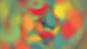 Abstract 3d background with loopable spinning elements.  stock footage