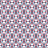Abstract 3d cinema pattern. Abstract 3d cinema seamless pattern, vector illustration for Your design, eps10 Royalty Free Stock Photos